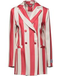 be Blumarine Suit Jacket - Red
