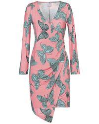 Ultrachic Short Dress - Pink