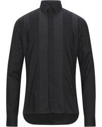 Les Hommes Shirt - Black
