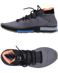 Alexander Wang Sneakers abotinadas - Gris