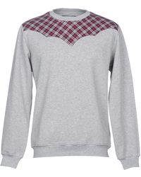 Macchia J Sweatshirt - Gray