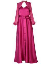 Pinko Long Dress - Pink