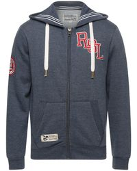 Russell Athletic Sweatshirt - Blau