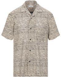 Mauro Grifoni Shirt - Natural