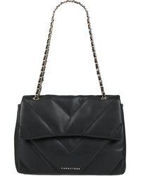 Caractere Shoulder Bag - Black
