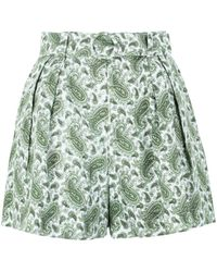 Faithfull The Brand Shorts & Bermuda Shorts - Green