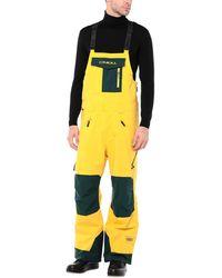 O'neill Sportswear Ropa para la nieve - Amarillo