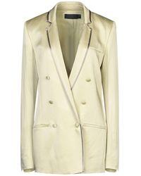 Haider Ackermann Suit Jacket - Natural