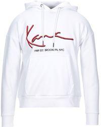 Karlkani Sweatshirt - White