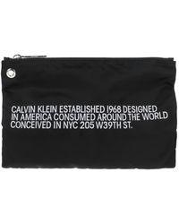 CALVIN KLEIN 205W39NYC Handtaschen - Schwarz