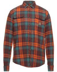 Holubar Shirt - Orange