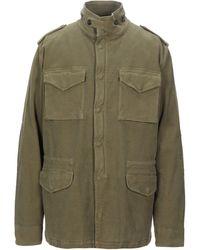 40weft Jacket - Green