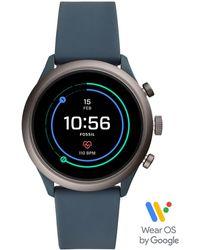 Fossil Smartwatch - Métallisé