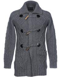 Jeordie's Cardigan - Gray