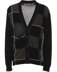 Isabel Benenato Cardigan - Black