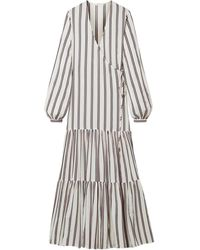 Matin Long Dress - Grey