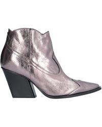 Giancarlo Paoli Ankle Boots - Multicolour