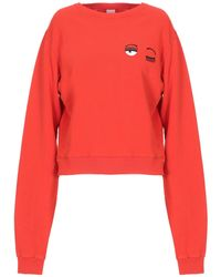 Chiara Ferragni Sweat-shirt - Orange