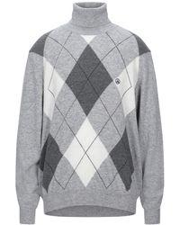 Ivy Oxford Turtleneck - Grey