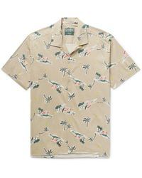 Gitman Vintage Shirt - Natural