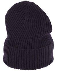 Drumohr Hat - Purple