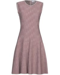 Akris Punto Short Dress - Multicolour
