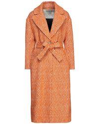 Shirtaporter Coat - Orange