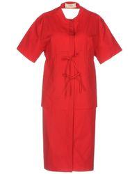 Ports 1961 Kurzes Kleid - Rot