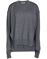 T By Alexander Wang Sweater - Gray