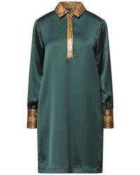 Maison Scotch Short Dress - Green