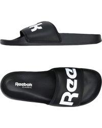 Reebok Sandales - Noir
