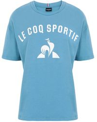 Le Coq Sportif T-shirt - Blue