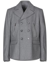 Exibit Coat - Grey