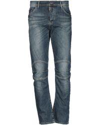 Antony Morato Denim Trousers - Blue