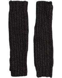 Orciani Gloves - Black