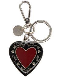 Love Moschino - Key Ring - Lyst