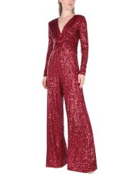 P.A.R.O.S.H. Jumpsuit - Red