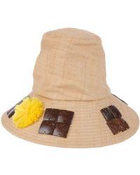 Maliparmi - Hat - Lyst
