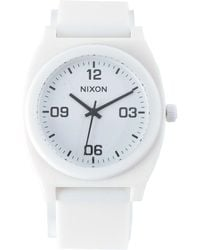 Nixon Orologio da polso - Bianco