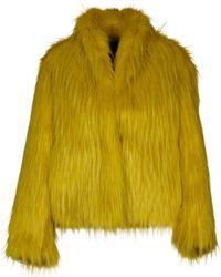 Mariagrazia Panizzi - Faux Fur - Lyst