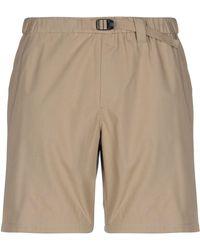 Herschel Supply Co. Shorts & Bermuda Shorts - Natural