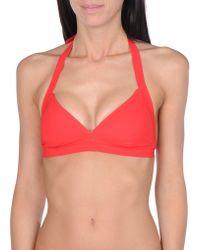 Orlebar Brown Bikini Top - Red