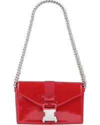 Christopher Kane Shoulder Bag - Red