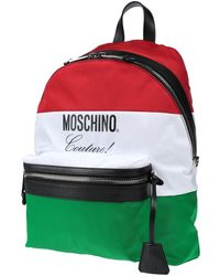 Moschino Backpacks & Bum Bags - Red