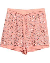 Patrizia Pepe Shorts & Bermudashorts - Pink