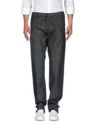 Dior Homme Pantalon en jean - Noir