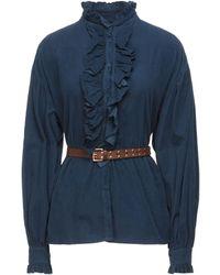 Souvenir Clubbing Shirt - Blue