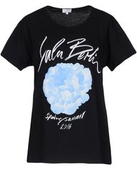 Lala Berlin T-shirts - Black