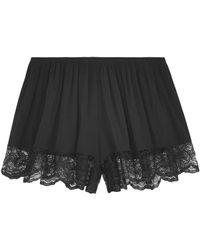 Paco Rabanne Shorts - Black