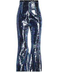 WEILI ZHENG Trouser - Blue
